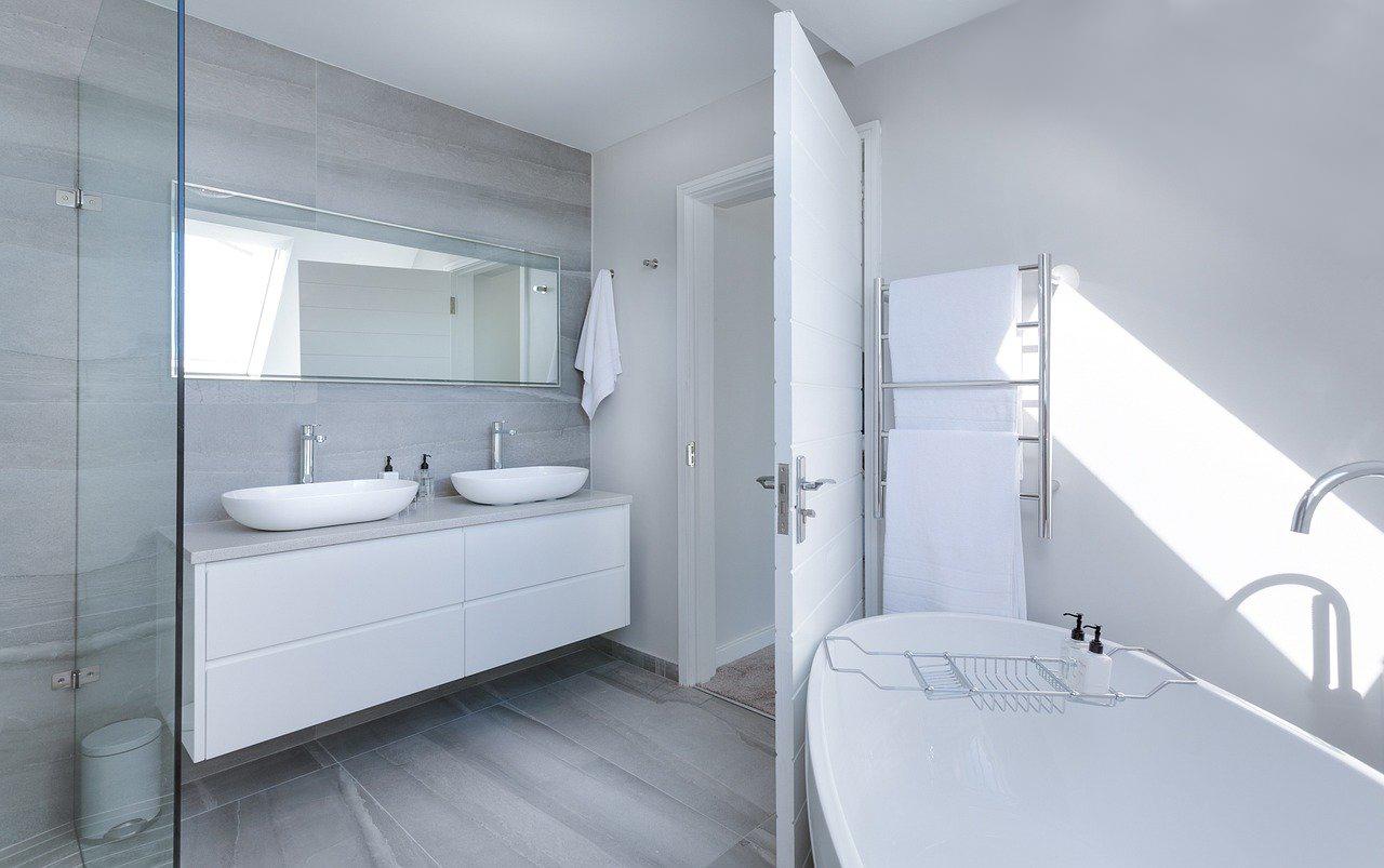Extension maison salle de bain